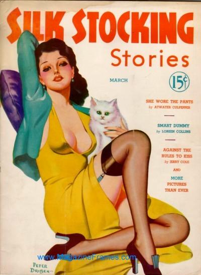 Silk Stockings 1938