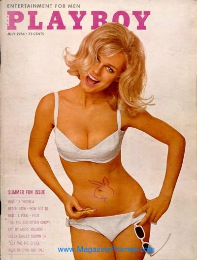 Affe Mag sexy Cover Girls Ausgabe