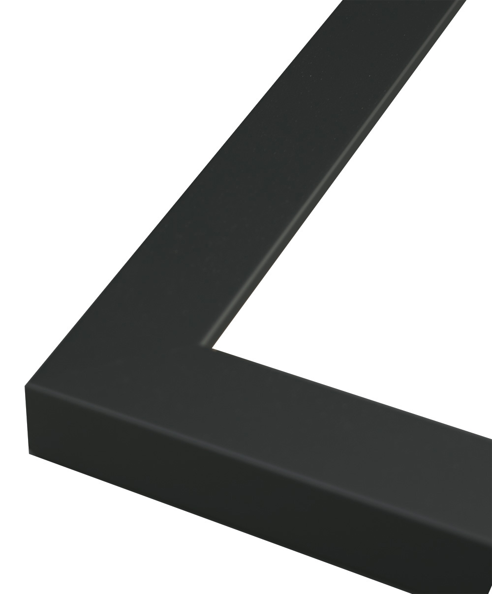 Magazine Display Frame 203 - Matte Black