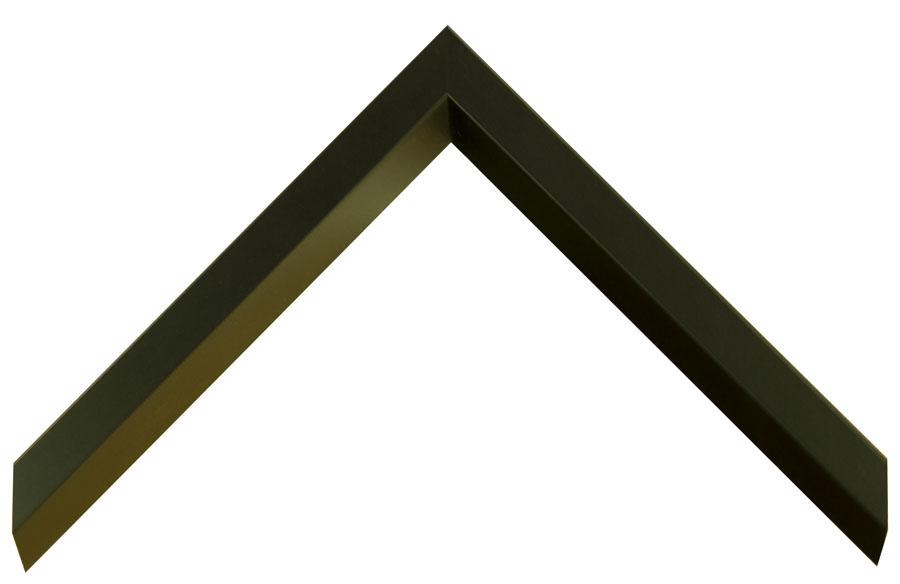 Magazine Display Frame 313 - Matte Black Roof Top
