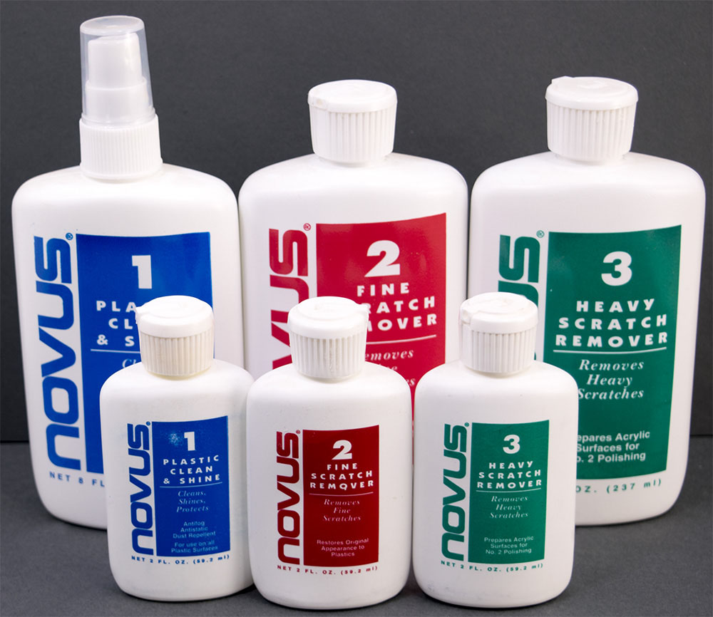 Novus Acrylic Cleaning Products At Thepaperframer Com