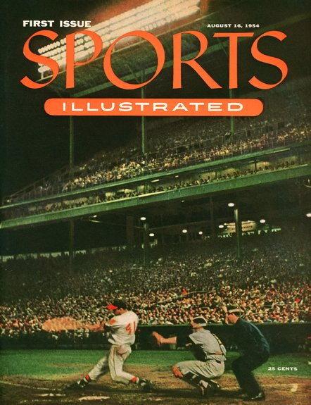 Sports Illustrated Frist Issue 1954
