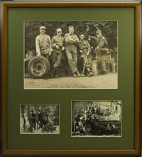 3 Opening WWII Photos. $119.95 as configured.